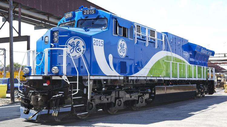 Here's what buying GE Transportation will mean for Wabtec