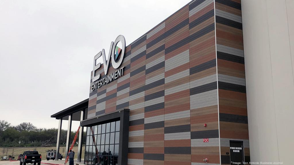 Evo Entertainment To Build New San Antonio Movie Theater Complex San Antonio Business Journal