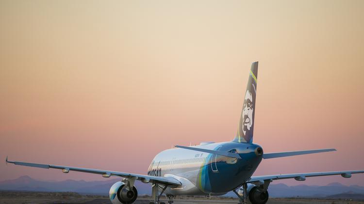 Alaska Air Group offers sneak peek of refurbished Airbus