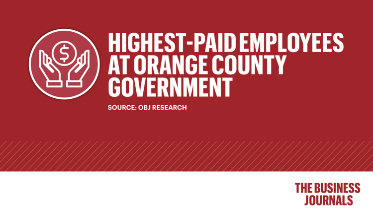Firefighters among Orange County government's highest-paid