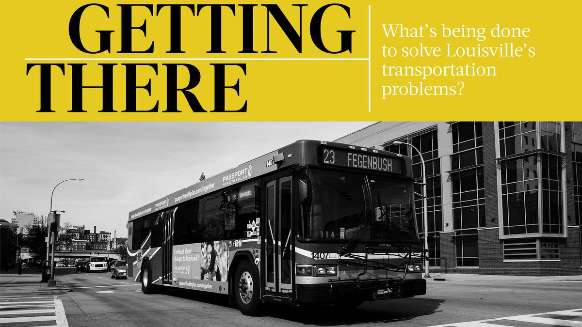 Getting there: Solving Louisville's transportation problem
