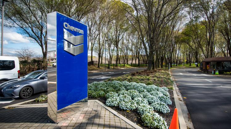 Will Chevron be the next Fortune 500 headquarters to move to