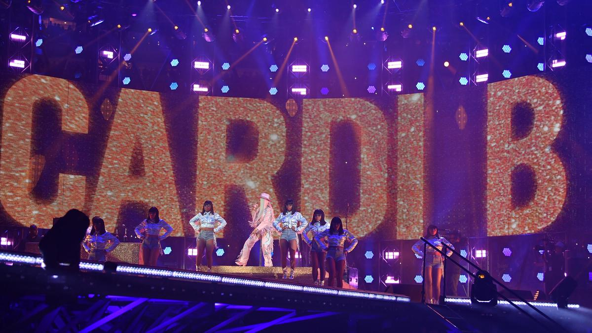 Rodeo Houston's Cardi B concert breaks all-time paid attendance
