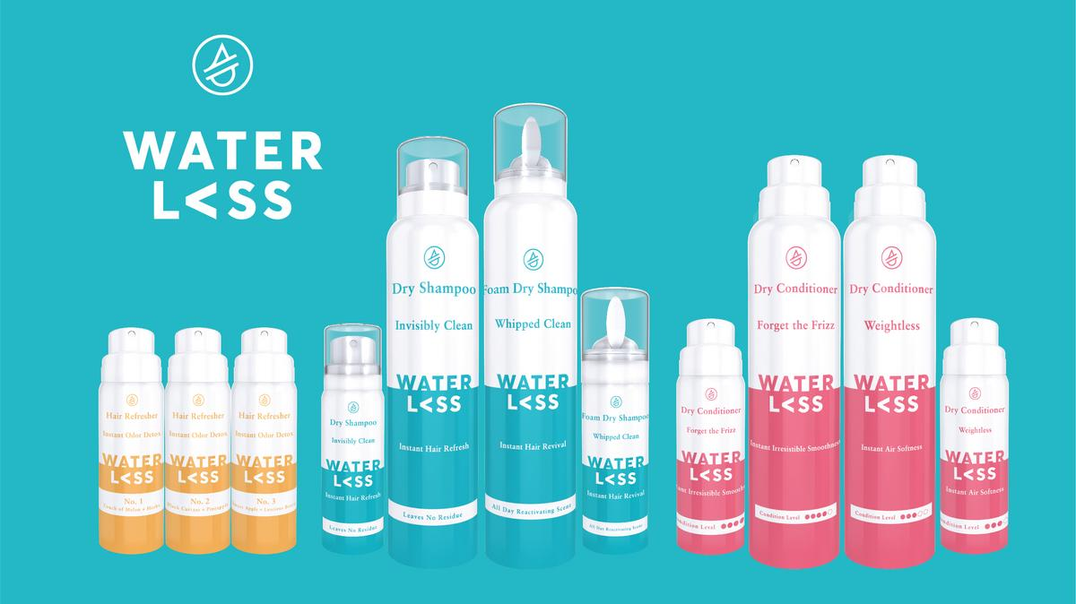 P G Launches Waterless Hair Care Collection Cincinnati Business Courier