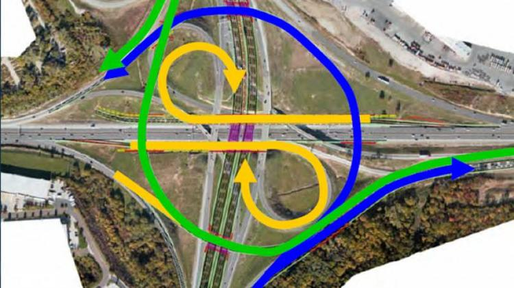 KC's Interstate 70/435 interchange project will extend into