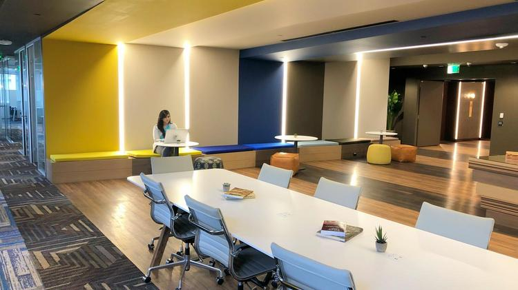 Coolest Office Spaces: Pipeline Tampa Mimics The Feel Of A Cigar Factory In  A Modern Coworking Space