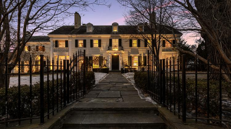 Dream Homes: 100-year-old house owned by Garrison Keillor on