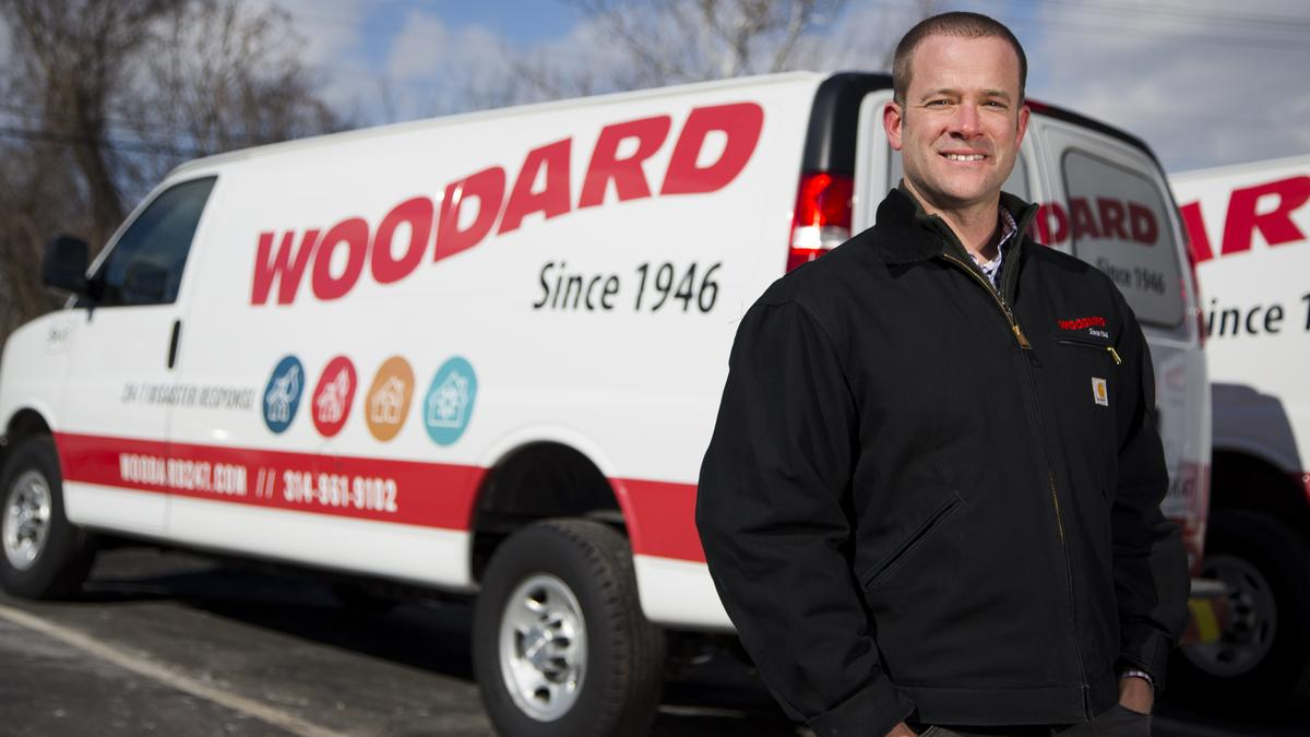 133addf531 Family Business Profile  Woodard Cleaning   Restoration preserves company  culture as operations expand