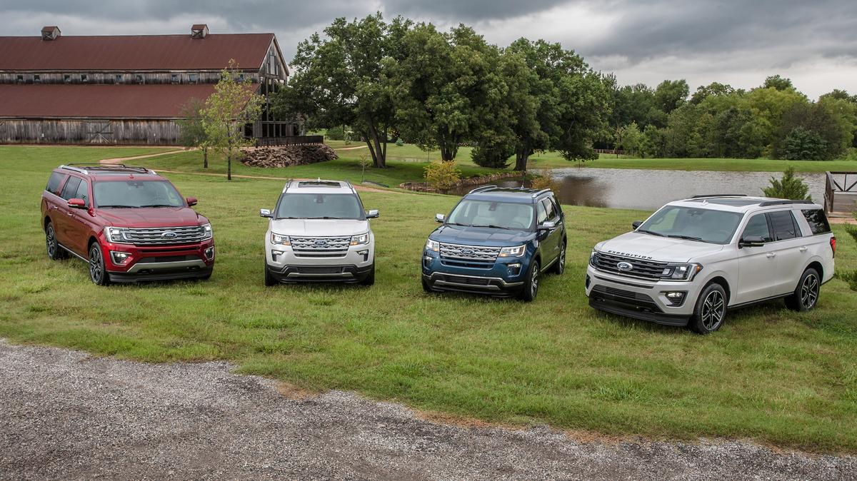 2020 Ford Explorer Is Ford S Most Family Friendly Vehicle To Date Atlanta Business Chronicle