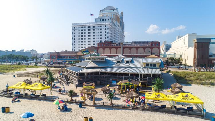 Atlantic City Restaurants Landshark Bar And Grill 2m