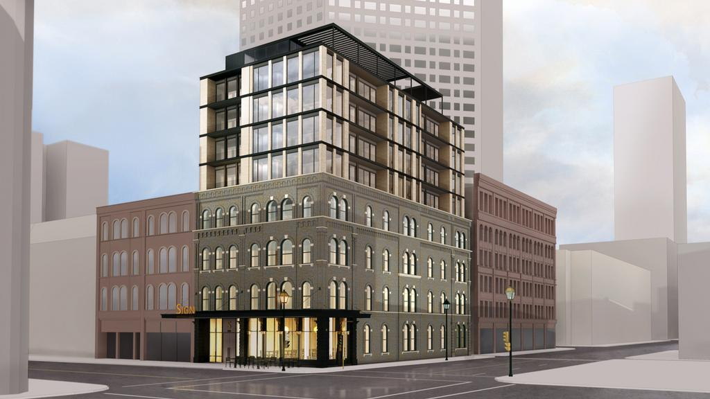 Kinn Guesthouse owner proposes boutique hotel in downtown Milwaukee