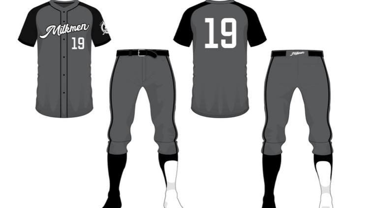 100% authentic 12db7 ad0de Routine Baseball partners with Adidas on new collection, Milkmen uniforms