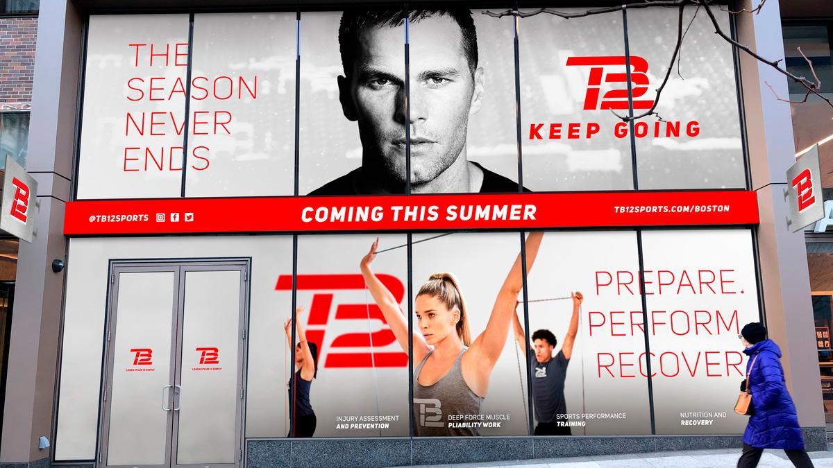 Tom Brady's TB12 wellness center coming to Boston's Back ...