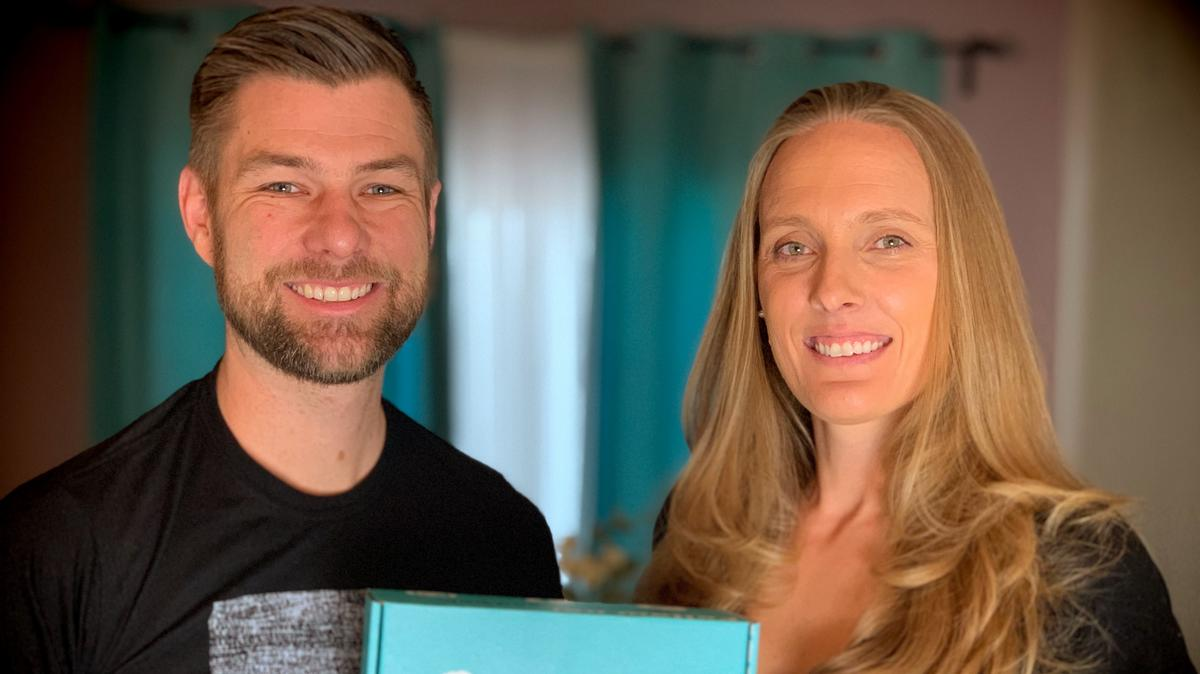 Jordan Adams-Smith launches Nuevo food box - Albuquerque Business First