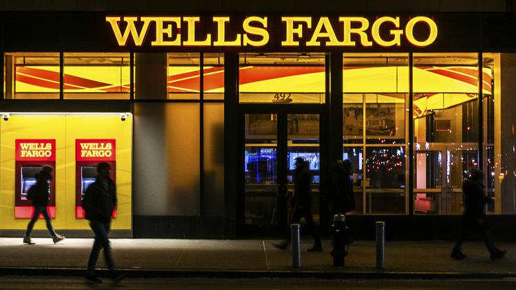 Executives At Wells Fargo Co Struck A Different Tone When Discussing The First