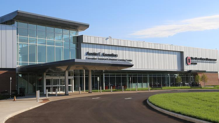 OSU Airport new terminal opens to the public on March 12