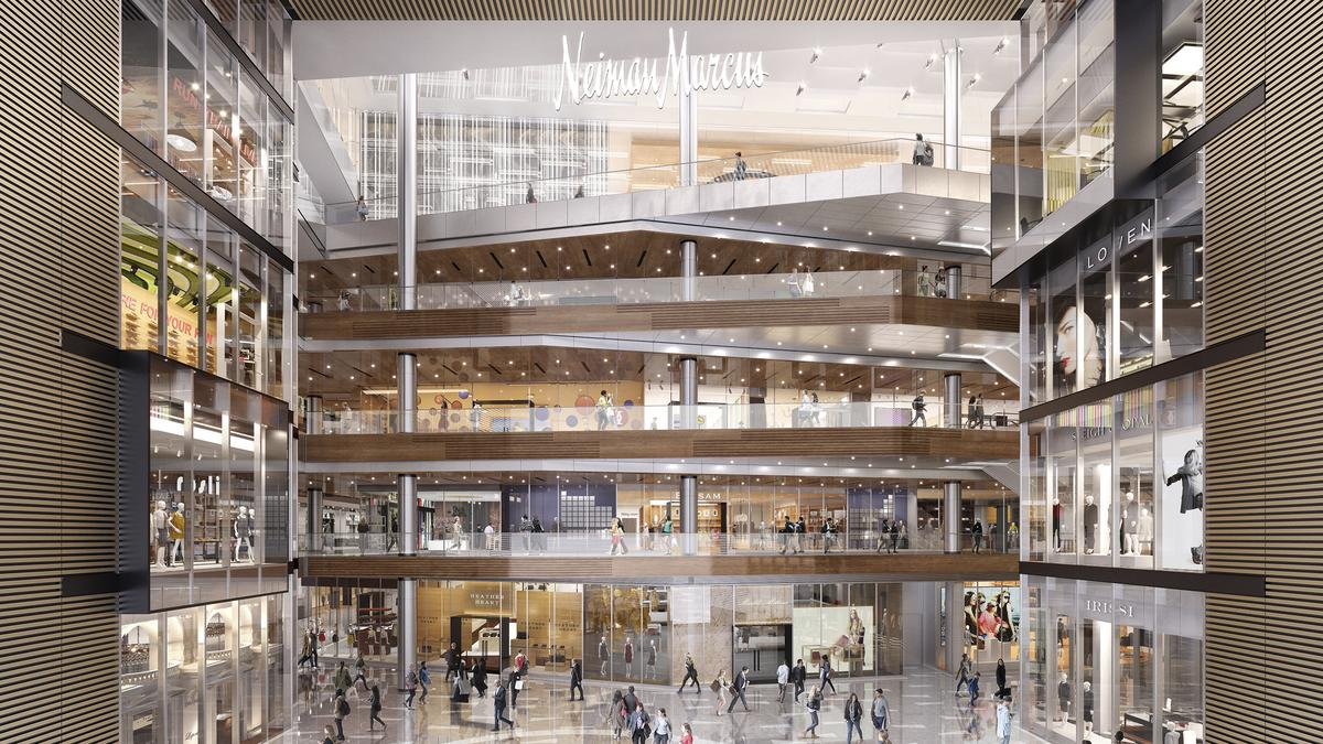 Neiman Marcus Opens First Manhattan Store At Hudson Yards