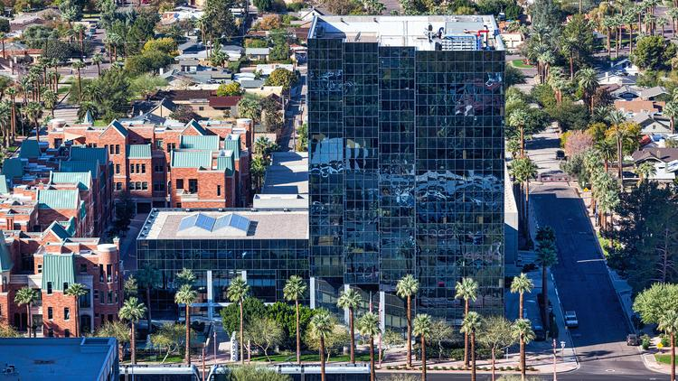 A California investor bought the 2020 on Central building for $23.89 million. The Valley continues to be a popular market for CRE investors.