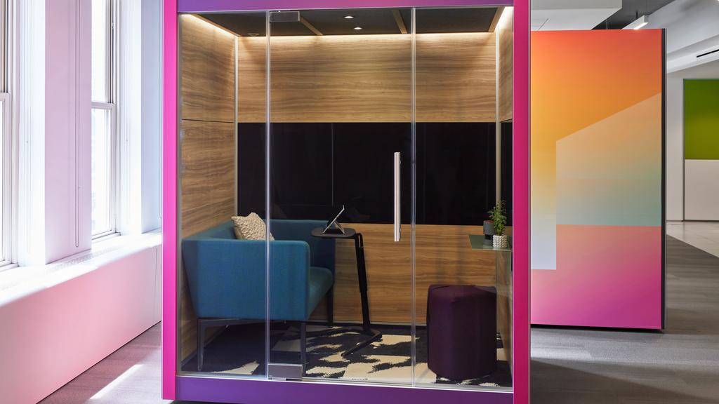 Offices of tomorrow: Local companies on which pieces of office furniture are trending