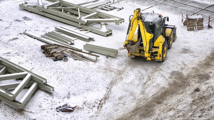 Winter weather slows KC construction — here's how to dig out