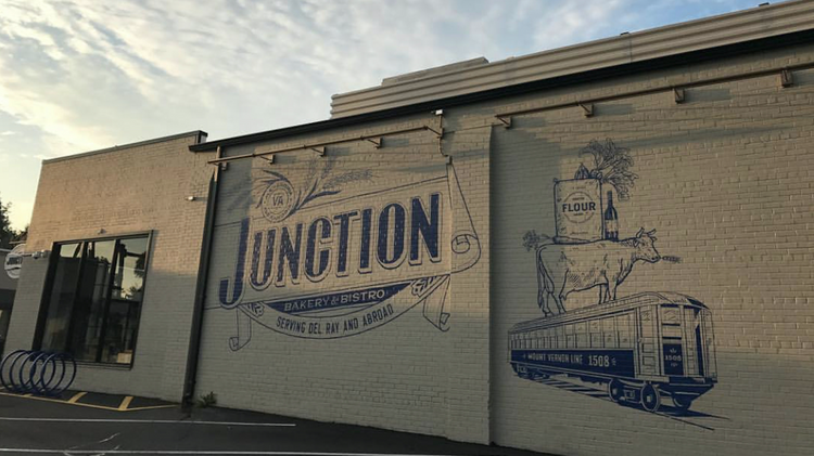 Chevy Chase Getting Beer Centric Restaurant Junction Bakery