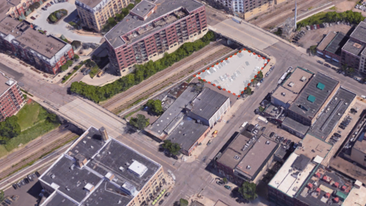 Todd Simning and Colin Oglesbay planning 10-story timber