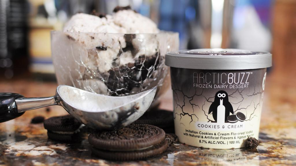 The Takeaway: Alcohol-infused ice cream company creates a buzz