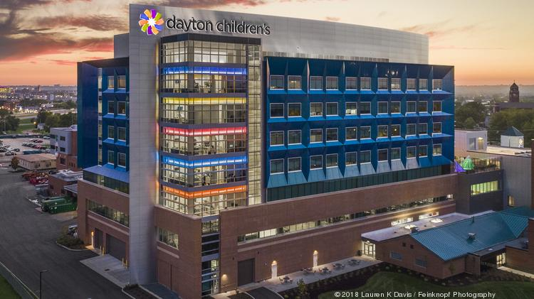 Cincinnati Shriners moving operations into Dayton Children's