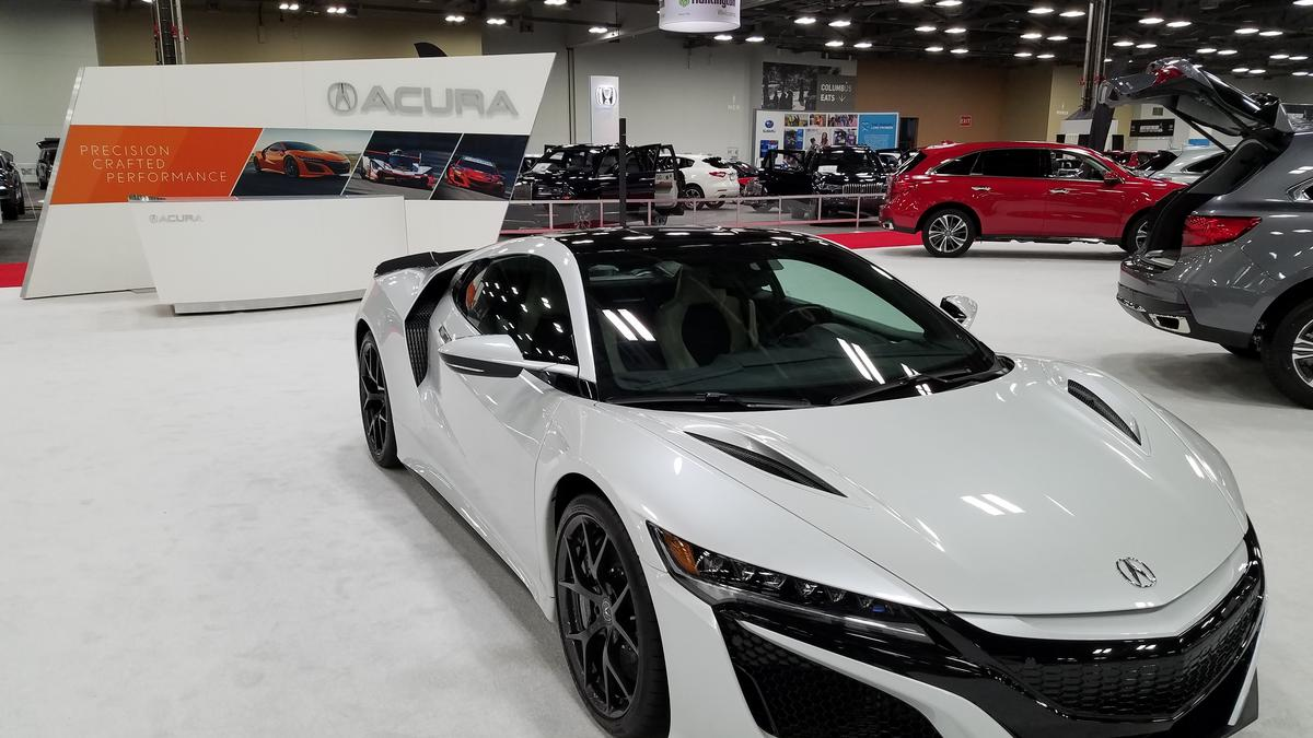 Columbus Chevy Dealers >> Columbus International Auto Show preview: Exotic cars, comfortable camping and military muscle ...