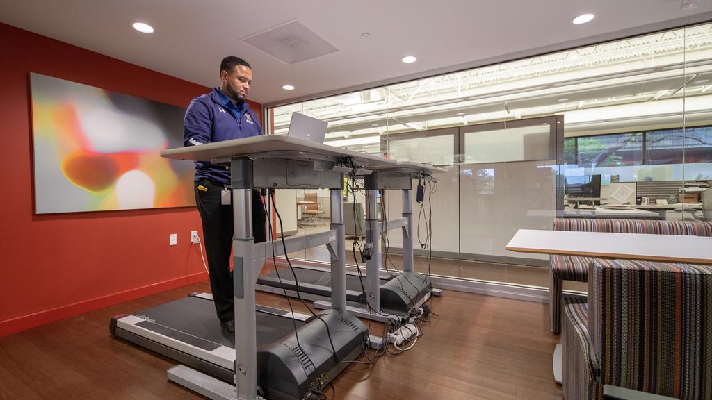 Reaching new heights: The science behind standing desks