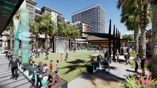 Midtown Tampa Plaza