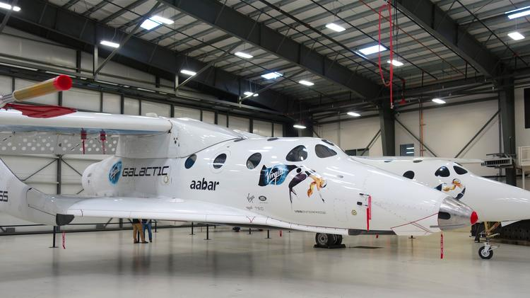 Arizona Spaceport Alliance officials suggesting the state should develop a horizontal spaceport similar to what is operated in California by Virgin Galactic, which takes off like a typical airplane.