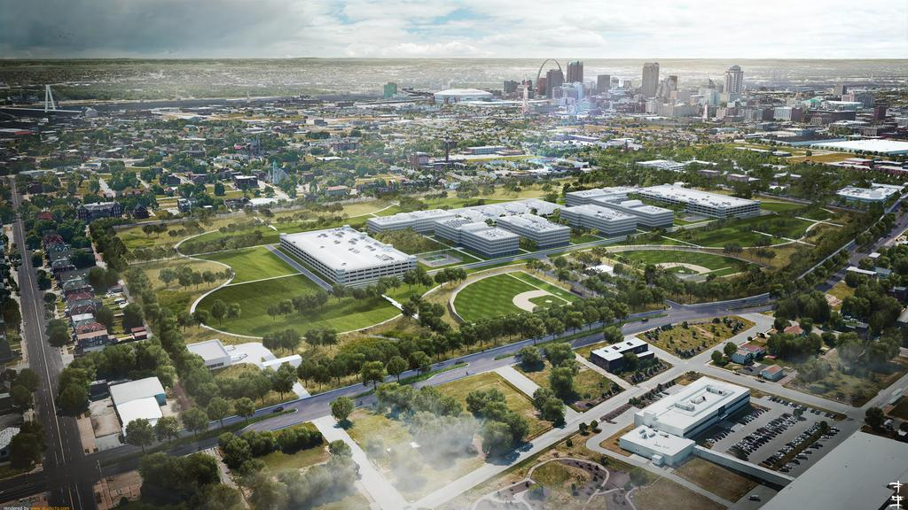 St. Louis developing into a hub for a major tech sector – geospatial intelligence