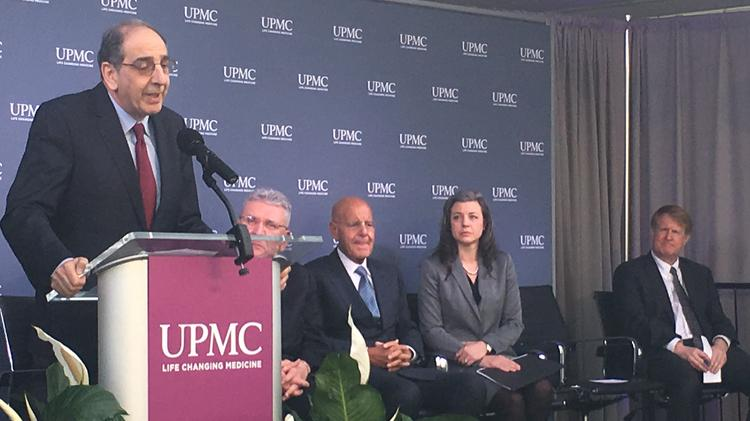 UPMC breaks ground on new Vision and Rehabilitation Tower in Uptown