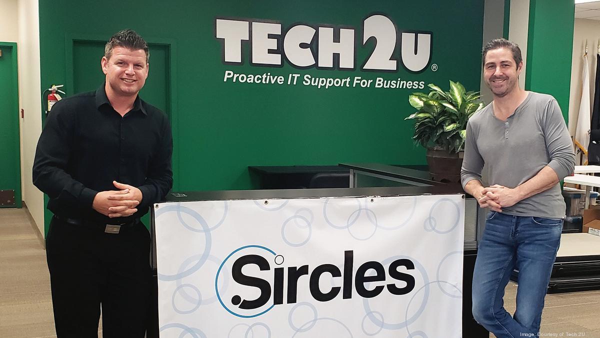 Sircles Social Media App Cashes In On Kickstarter Sacramento Business Journal