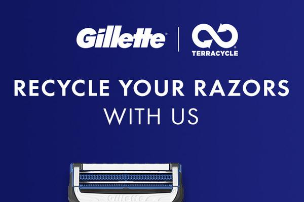 P&G funds national recycling program for razors - Cincinnati