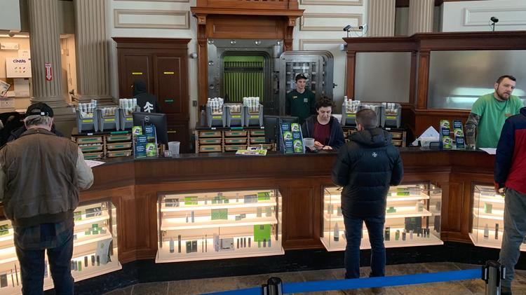 NETA Brookline, Greater Boston's first pot shop, to open