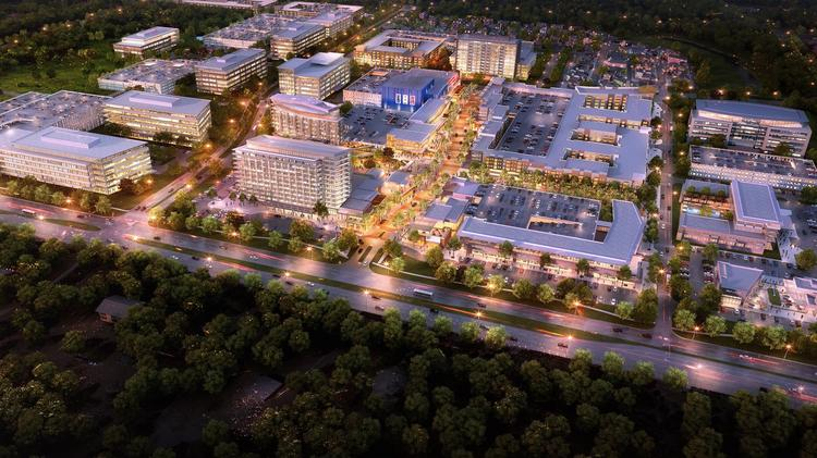 Indigo Ridge is a 155-acre mixed-use project in Cedar Park expected to include 5 million square feet of development including offices, shops, restaurants, hotels and residences.