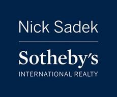 Nick Sadek Sotheby's International Realty