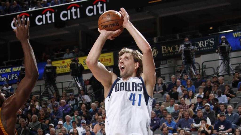 Dirk Nowitzki's (possibly) last Dallas game is one of the most expensive Mavs tickets ever