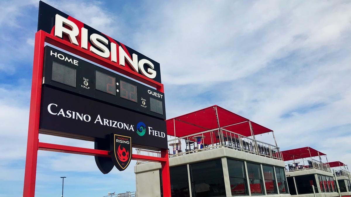 Casino Arizona Field Tickets