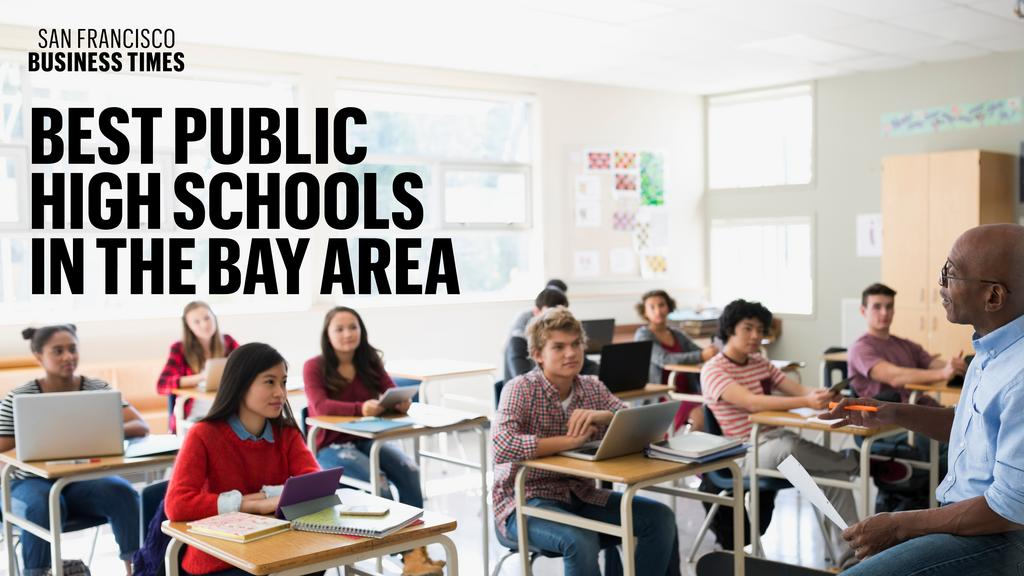 The Bay Area's best public high schools revealed