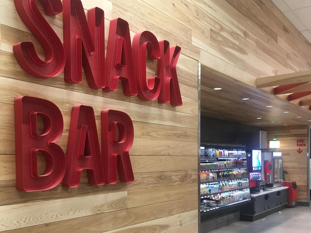 Target tests self-service grab-and-go 'Snack Bar' in stores