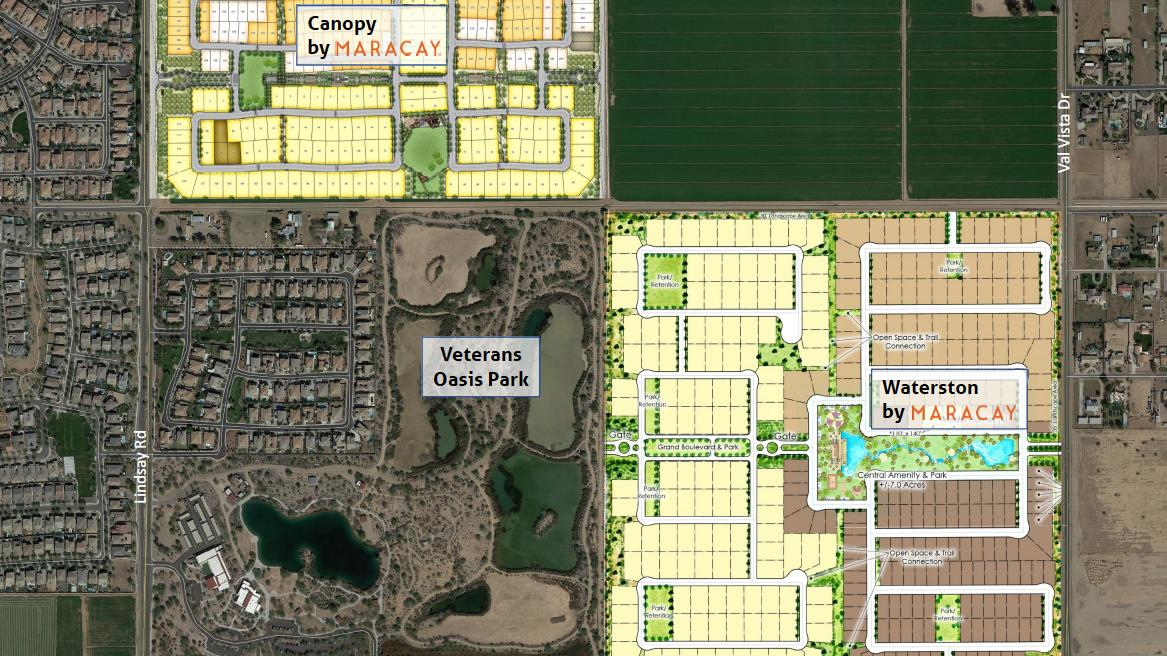 Maracay Homes buys Chandler parcel - Phoenix Business Journal on