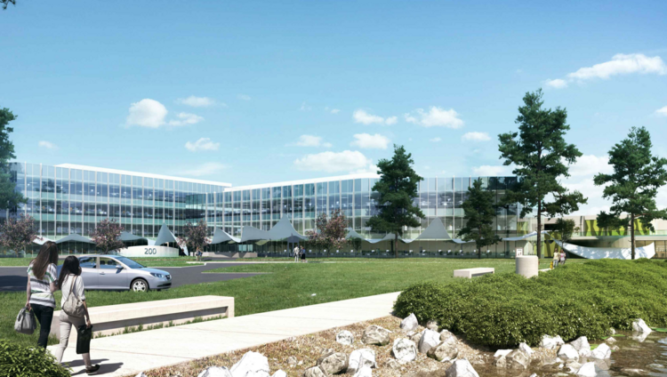 200,000 square feet of office space could be coming to