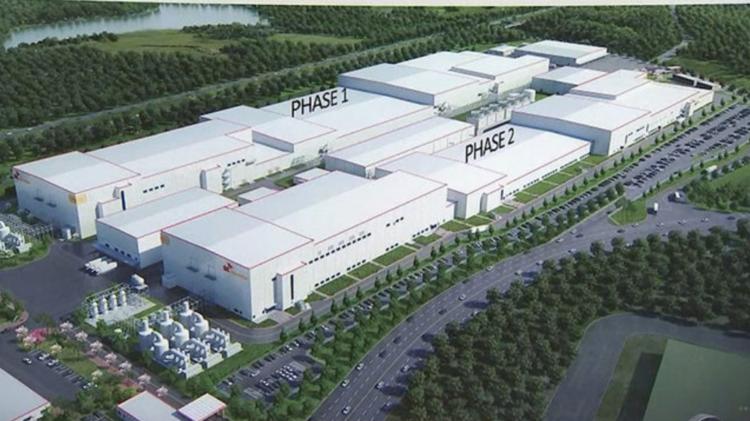 SK Innovation breaks ground on $1 67B battery plant
