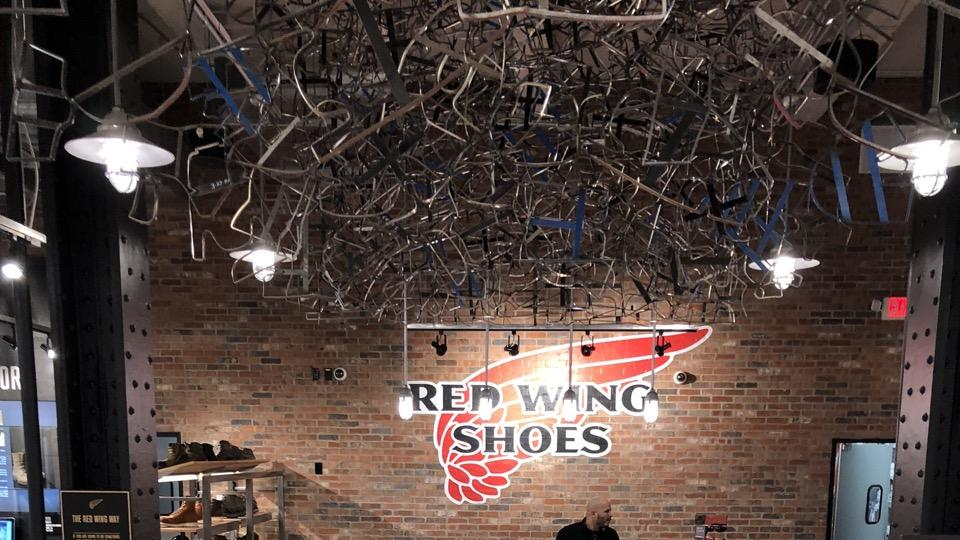 Red Wing Shoe opens its first Manhattan store (gallery)