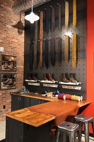 Red Wing Shoe opens its first Manhattan