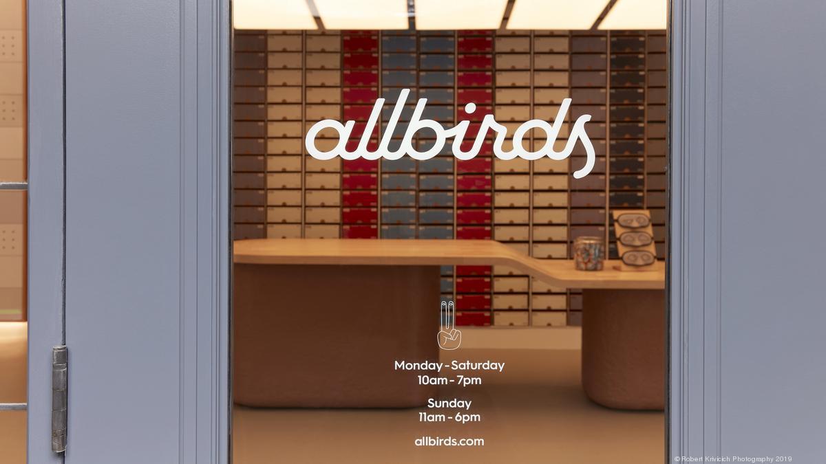 b1e2d253a59a San Francisco sneaker startup Allbirds opening Newbury Street store ...