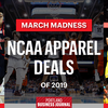 Here are 33 of the biggest apparel deals in March Madness